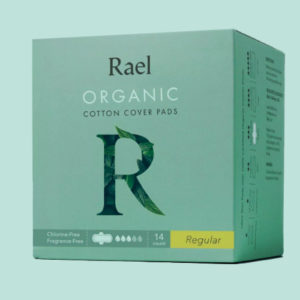 Rael box of pads