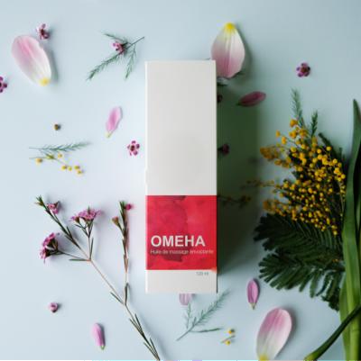 Desirables Omeha Massage Oil